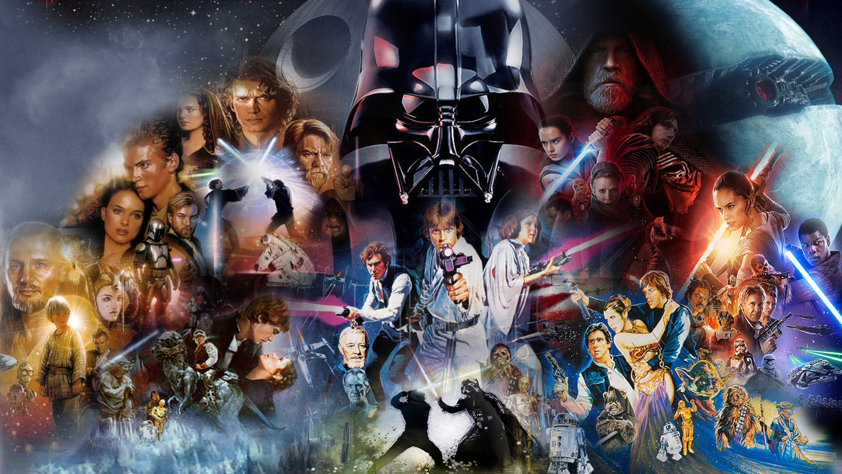 A Likely Ill-Advised Ranking Of All STAR WARS On-Screen